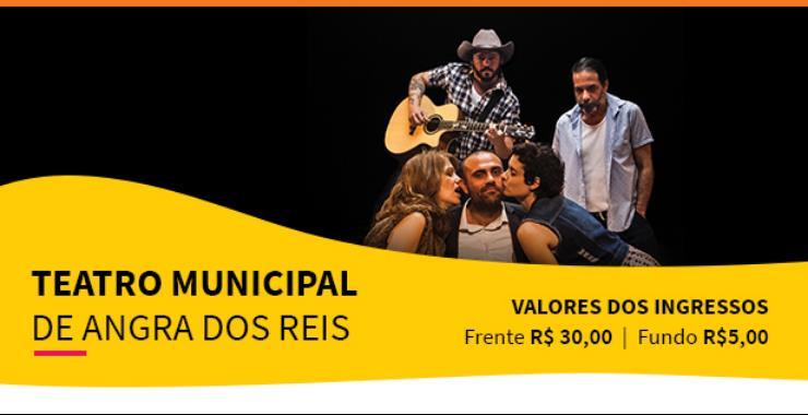 Banner da peça T MUN - Entonces Bailemos