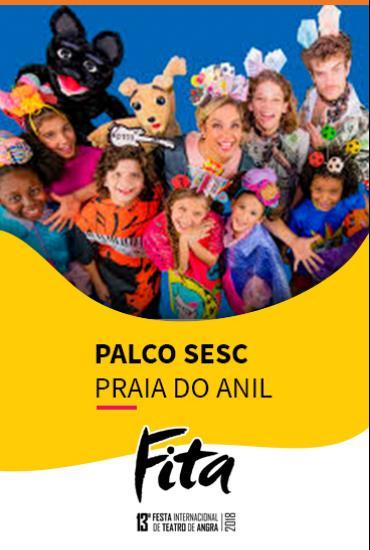 Capa da peça PALCO SESC  - Lololendi