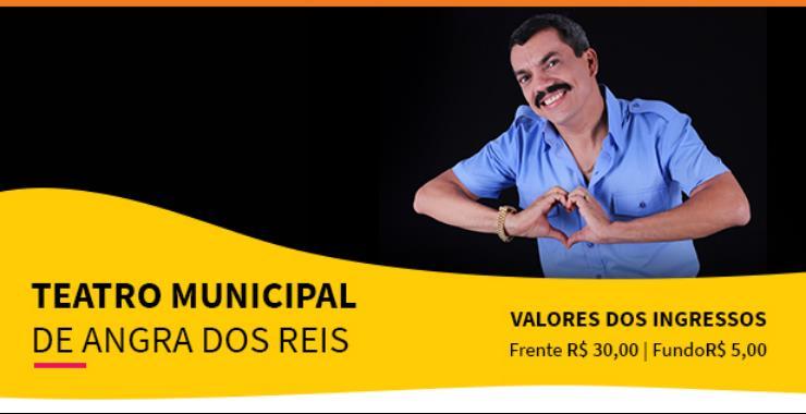 Banner da peça T MUN - O Porteiro