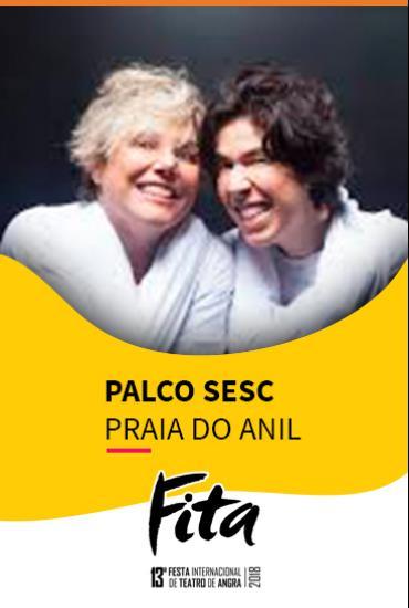 Capa da peça Palco SESC - Loloucas
