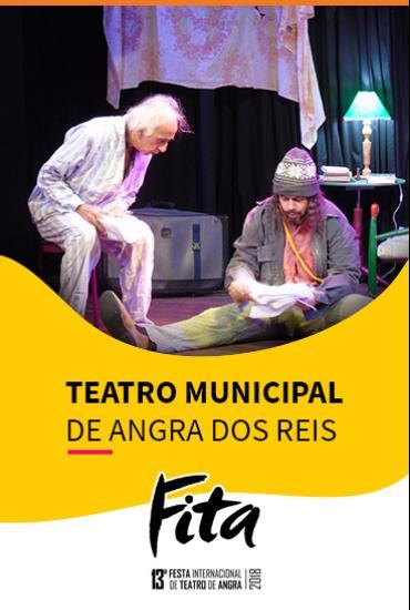 Capa da peça T MUN - Confissões De Um Senhor De Idade