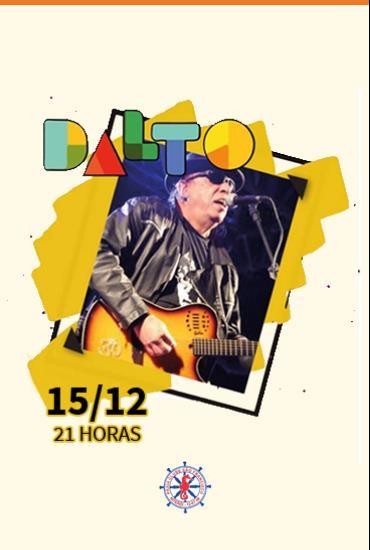 Capa da peça Show do Dalto